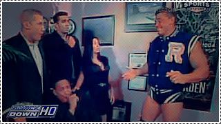 WWE Vs ECW - Openning Match » Elimination Battle Royal Match. Smcd510