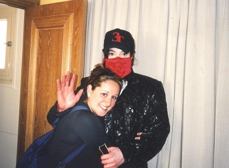 Foto di Michael Jackson con la mascherina - Pagina 4 My-man12