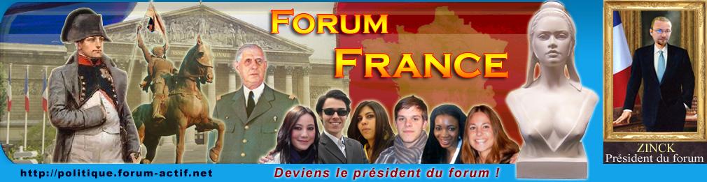 Forum Politique France