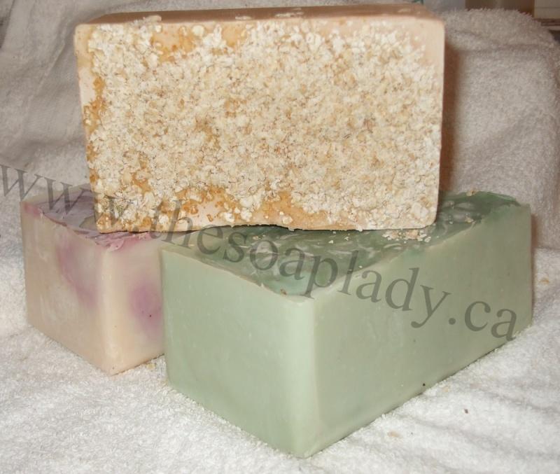 photo mini briques test de mes Fragrances sans Phalates. Savon_11