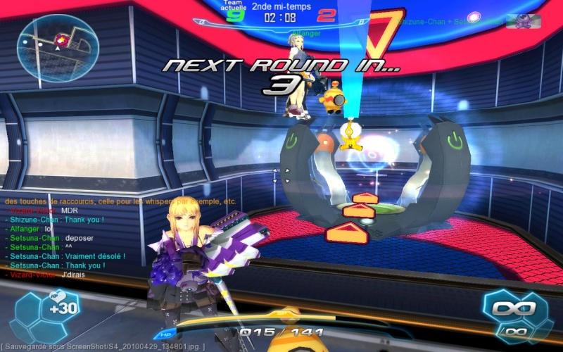 Je kiffe jouer avec shizu ^^ S4_20140