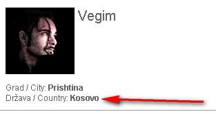 """Organizatori festivala """"otuđili"""" južnu srpsku pokrajinu """"Egzit"""" priznao državu Kosovo! 2010-010"""