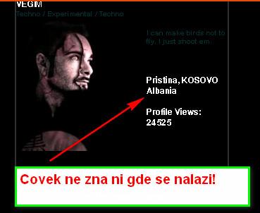 """Organizatori festivala """"otuđili"""" južnu srpsku pokrajinu """"Egzit"""" priznao državu Kosovo! 2010-011"""