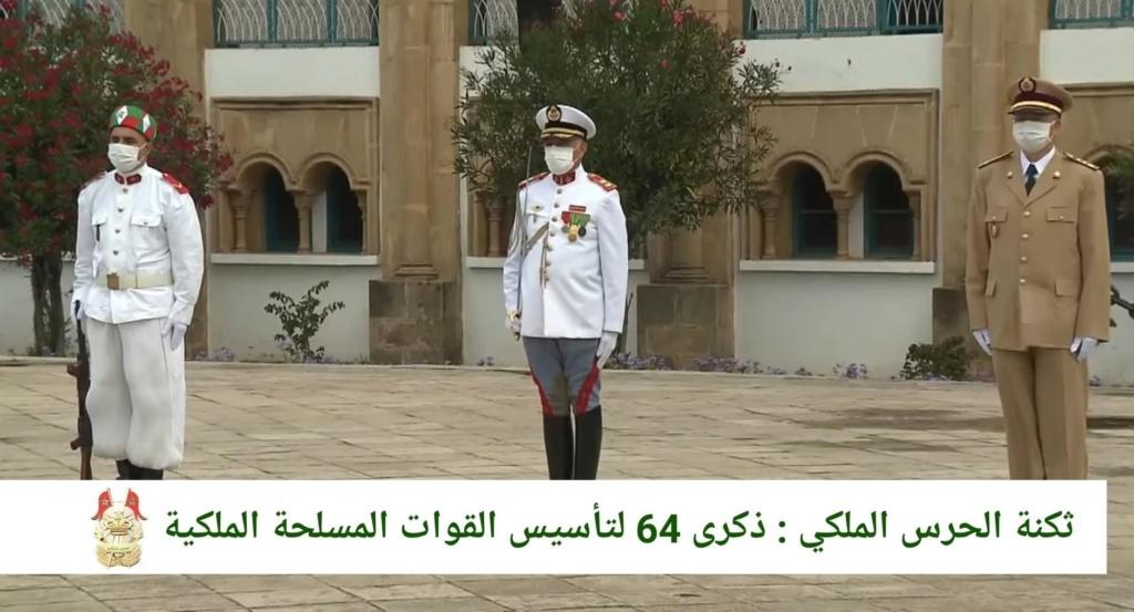 La Garde Royale Marocaine / Moroccan Royal Guard - Page 12 Clipb912