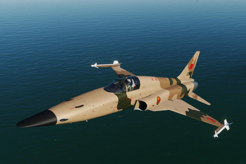 FRA: Photos F-5 marocains / Moroccan F-5  - Page 13 F-5e_m11