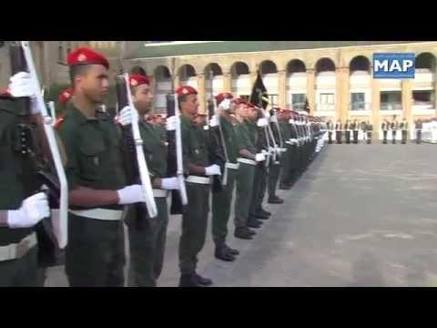 La Garde Royale Marocaine / Moroccan Royal Guard - Page 12 Hqdefa10