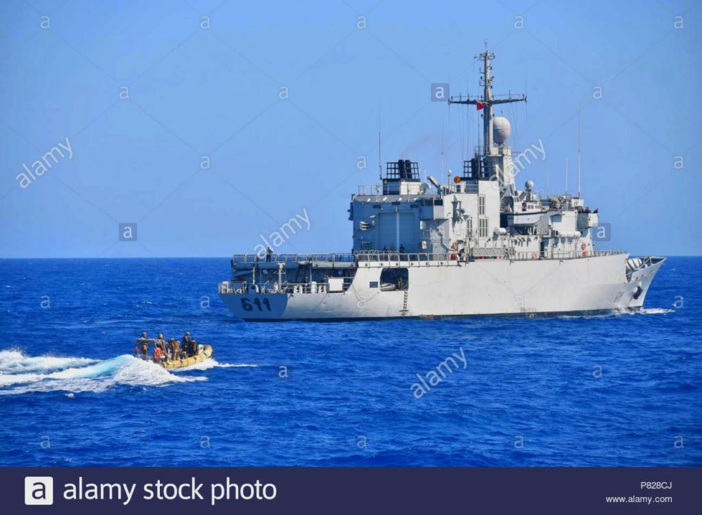 Royal Moroccan Navy Floréal Frigates / Frégates Floréal Marocaines - Page 15 Img_2036