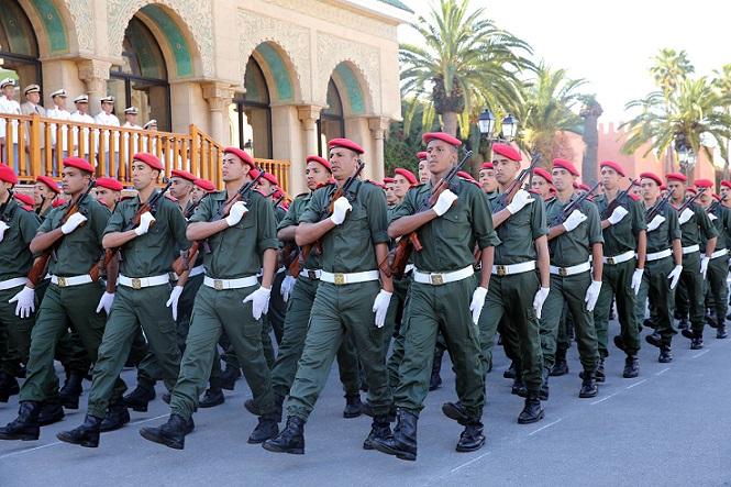 La Garde Royale Marocaine / Moroccan Royal Guard - Page 12 Maroc_10