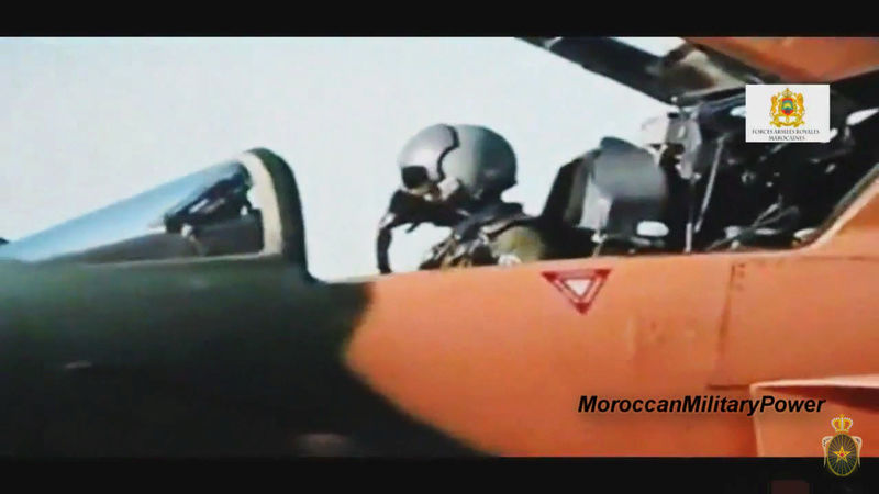 FRA: Photos F-5 marocains / Moroccan F-5  - Page 13 Screen10