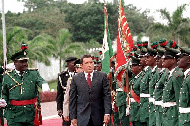 Armée Nigériane / Nigerian Armed Forces 76505110