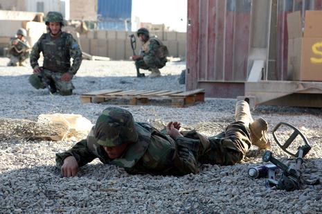 Armée Afghane/Afghan National Army(ANA) - Page 2 8556d910