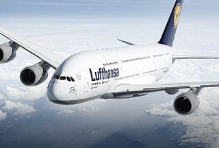 Airbus A380 Luftha10