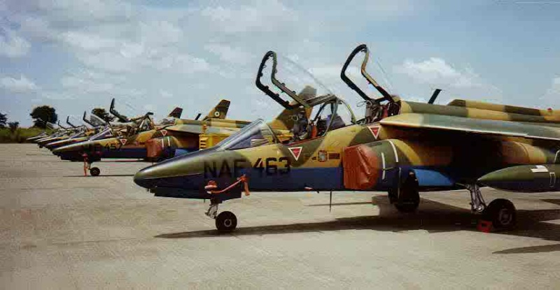 Armée Nigériane / Nigerian Armed Forces Nigaj110