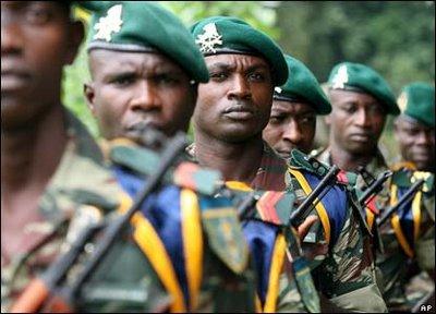 Armée Nigériane / Nigerian Armed Forces Nigeri11