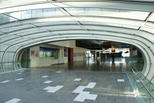 Aéroports du Monde Tunnel10
