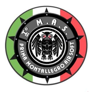 I° M.A.S --- Montallegro Air Soft