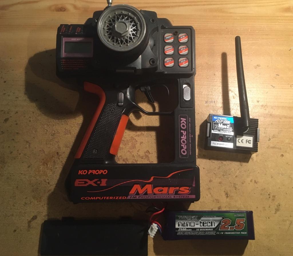 [ VDS ] Radio EX-1 + Modul 901SM + Câble ICS Img_3311
