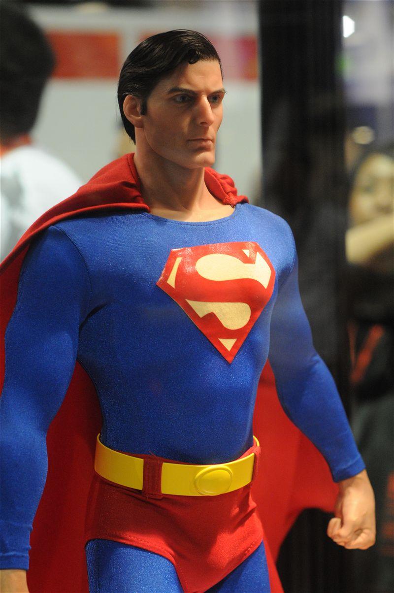 "Super man 12"" Mattel (E' ARRIVATO!) Christ10"