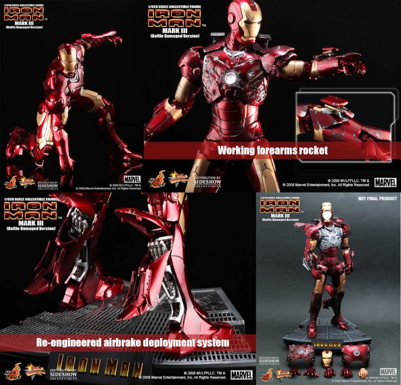 HOT TOYS: WAR MACHINE Iron-m10