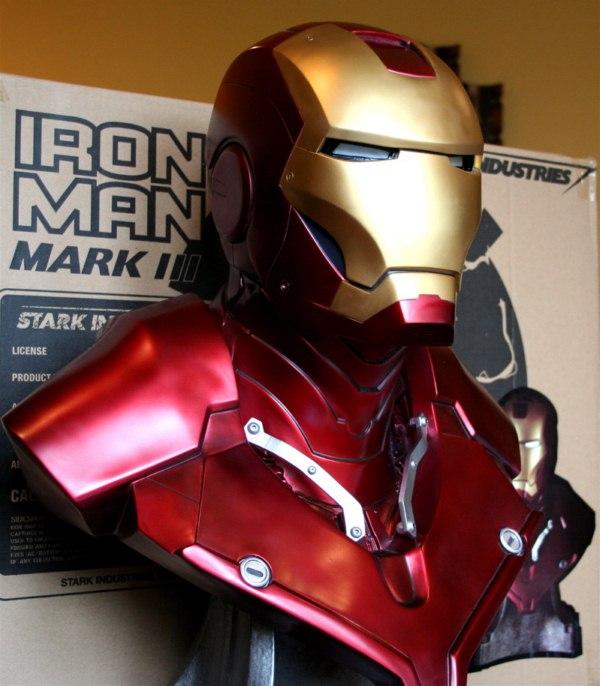 follia: iron man 1:1 scale from sideshow (quel ragazzo ha dei problemi) Jg5jxh10