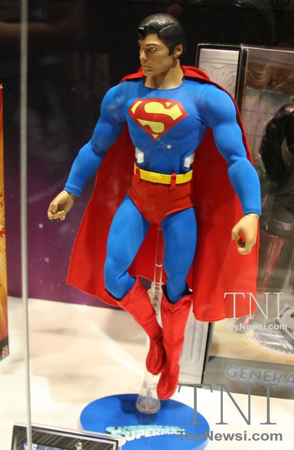 "Super man 12"" Mattel (E' ARRIVATO!) Reeves10"