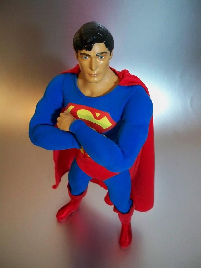 "Super man 12"" Mattel (E' ARRIVATO!) Superm10"