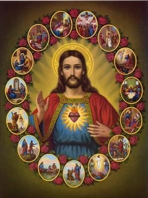 Priere du Ier vendredi du mois dedie au Sacre-coeur de Jesus 19379810