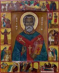 Le Saint du jour : Saint Martin de tours A_sain15