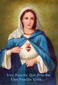 Bonjour Marie ma tendre Maman Coeur_24