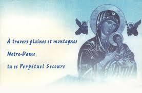 Ma Prière  et Neuvaine à notre Dame du perpetuel secours Dame_d26