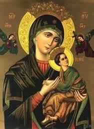 Ma Prière  et Neuvaine à notre Dame du perpetuel secours Dame_d31