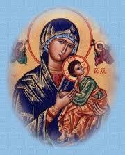 Ma Prière  et Neuvaine à notre Dame du perpetuel secours Dame_d35