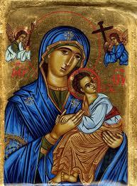 Ma Prière  et Neuvaine à notre Dame du perpetuel secours Dame_d44