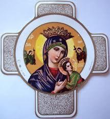 Ma Prière  et Neuvaine à notre Dame du perpetuel secours Dame_d46