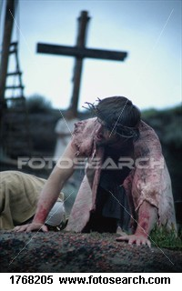 Vendredi Saint. L'Evangile de Jesus-Christ Jesus-10