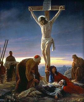 Vendredi Saint. L'Evangile de Jesus-Christ Jesus_29