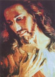 Vendredi Saint. L'Evangile de Jesus-Christ Jesus_31