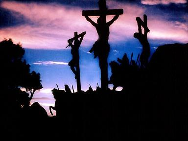 Vendredi Saint. L'Evangile de Jesus-Christ Jesus_33