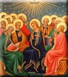 En marche vers la fête de la Pentecôte 2010 Marie-10