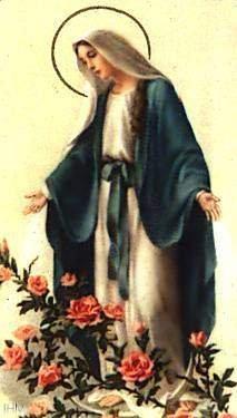 Consecration au Coeur de Marie Marie111