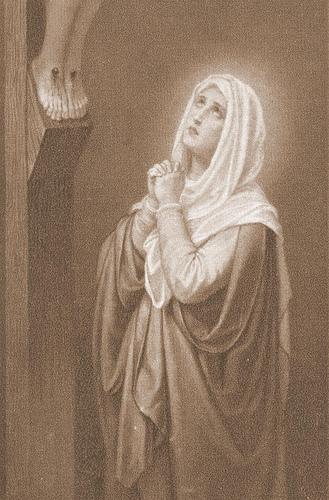 Consécration au cœur douloureux et immaculé de Marie Marie_13