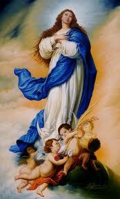 Amour,honneur, louange a la Vierge Marie Marie_27