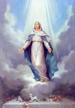 Amour,honneur, louange a la Vierge Marie Marie_29
