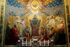 En marche vers la fête de la Pentecôte 2010 Pentec11
