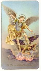 Priere a Saint Gabriel Archange a l'Ile-Bouchard St_mic10