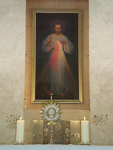 Neuvaine a la Divine Misericorde, Le chapelet Tablea10