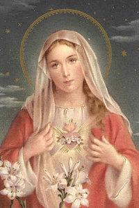 Consecration au Coeur de Marie Vierge10