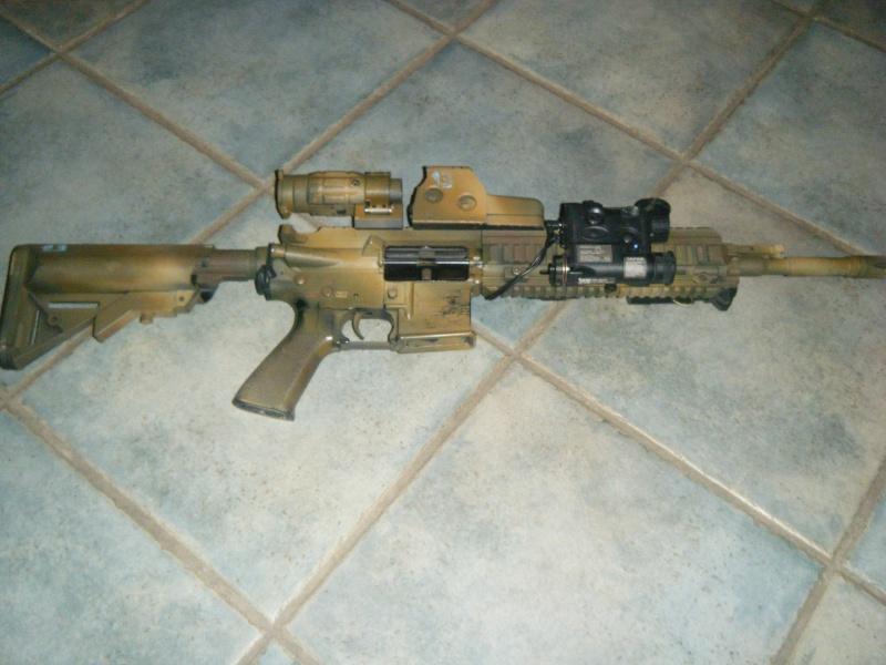 =HK 416 Classic Army= Dscf9319