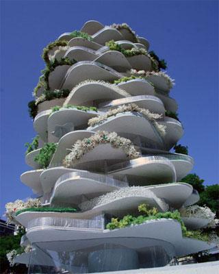 Самые необычные дома со всего мира House410