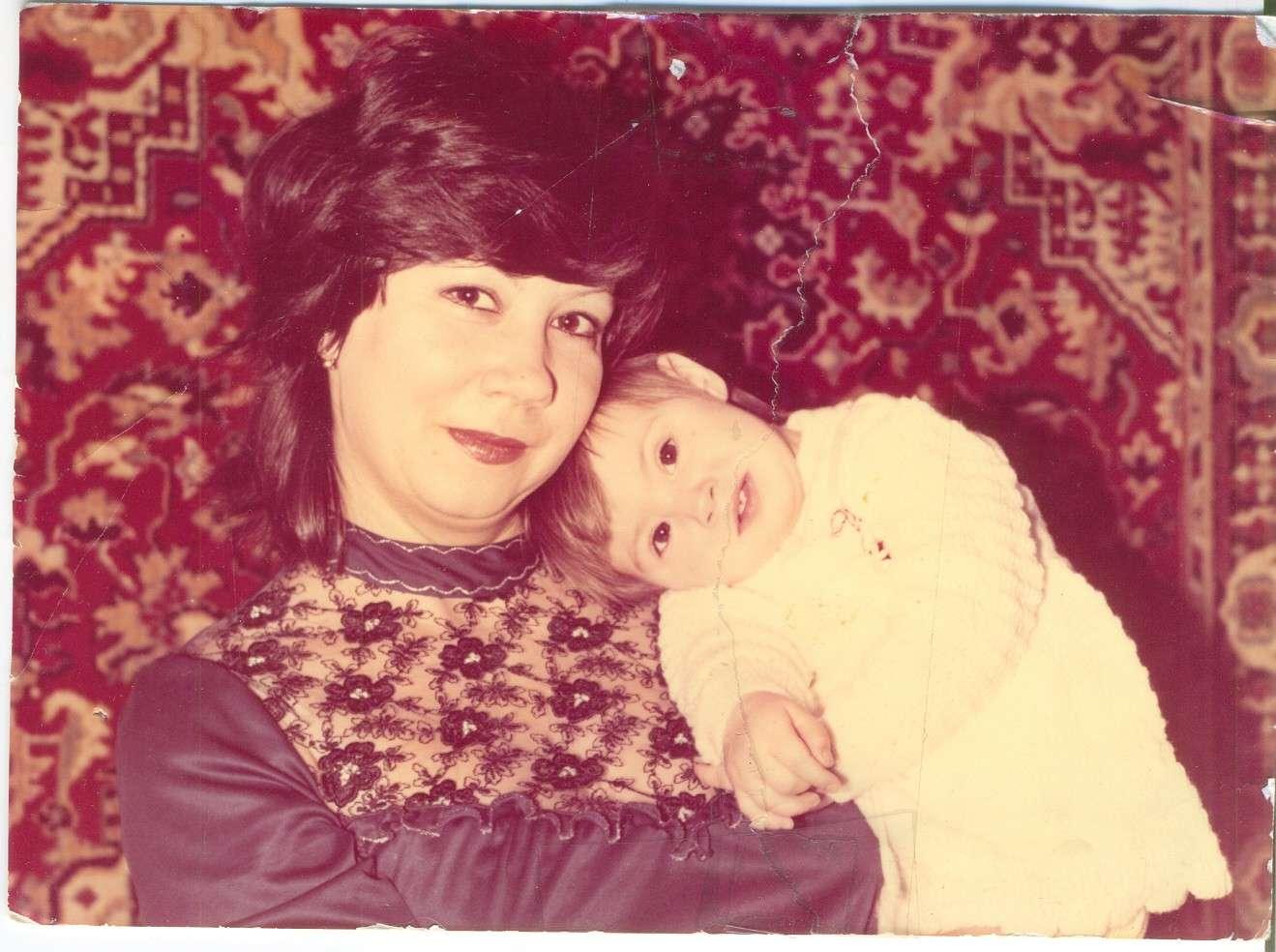 Мамочка любимая моя Scan0010